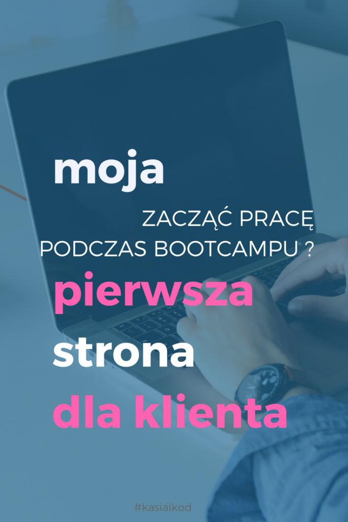 moja_pierwsza_komercyjna_strona_internetowa_Kasia_i_kod_blog_o_uczeniu_sie-robienia-ladnego-internetu_osobia_piszaca_na_komputerze