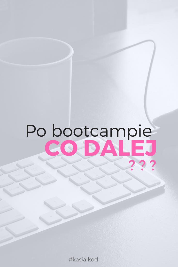 Trzy miesiące bootcampu Web Developer Professional i …. co dalej?